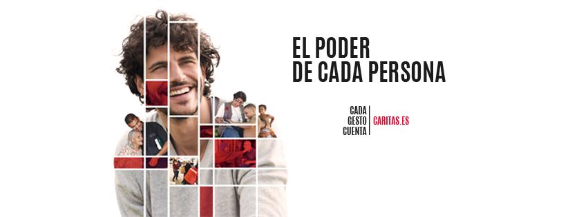 El poder de cada persona – Cáritas DIOCESANA DE Huelva